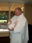 Francisco and Fr. George Wasner 16 May 2004